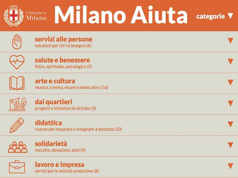 Basta Un Click E Milano Aiuta Roberta Osculati